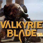 【Steam】韓国Bluehole、ソードバトルアクション『Valkyrie Blade VR』を無料で公開