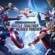 NeteaseとMarvel、『MARVEL Super War』を12月19日に配信開始!!