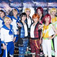 マーベラス、『あんさんぶるスターズ!エクストラ・ステージ』~Night of Blossoming Stars~を東京で開幕! キャストコメントと公式写真をお届け!