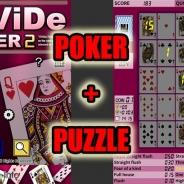 エムジェイガレイジ、ポーカーとパズルが融合した新感覚カジュアルゲーム『ViViDe Poker 2』のiOS版を配信開始