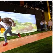 バンナムアミューズメント、新感覚バラエティスポーツ施設『VS PARK イオンレイクタウンmori店』を7月15日にオープン