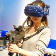 【イベントレポート】VR ZONE SHINJUKU で新アクティビティ『ギャラガフィーバー』を体験 地上150mで手に汗握るキュートで激しい戦い