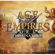 KLab、『Age of Empires:World Domination』のティザーサイトを日本語化 オープニングムービーと最新のゲームイメージ画像も公開