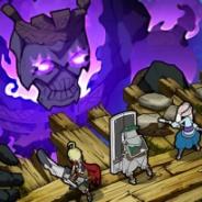 Cygames、カジュアルアクションゲーム『秒撃の王国』iOS版を配信開始。勇者たちを一発逆転の勝利へ導こう
