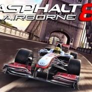 ゲームロフト、『アスファルト8:Airborne』で新マシン追加や新イベント開催を含むアップデートを実施
