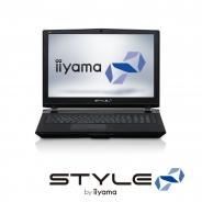 ユニットコム、4コア4スレッドのCore i3-8100とGTX 1070搭載のノートPCを発売 191,138円(税抜)から
