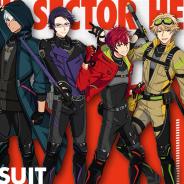 Happy Elements、新作『エリオスライジングヒーローズ』に登場するヒーロー達の新衣装(ヒーロースーツ)を公開!