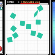 サクセス、「定番ゲーム集! パズル・将棋・囲碁forスゴ得」にて『形が同じでない四角を押す』を追加