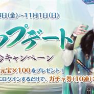 Future Interactive、『謀りの姫』でアップデート記念キャンペーンを開催 最大20連ガチャが貰える!