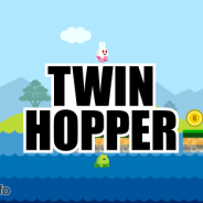 JOE、アクションゲーム『TWIN HOPPER』を世界同時リリース! 英語、日本語、繁体字、簡体字、韓国語、タイ語に対応