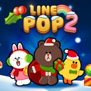 LINE、『LINE POP2』に新システム「ミニモンコレクション」を追加 クリスマス記念ミニモンの追加などクリスマスイベントも実施