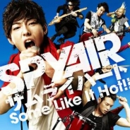 KONAMI、『REFLEC BEAT plus』で人気ロックバンドSPYAIRのミュージックパックを配信