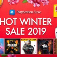 SIE、「HOT WINTER SALE 2019」を開催 『V!勇者のくせになまいきだR』が50%OFF、『アリゾナ サンシャイン』が999円など