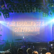 公開録音イベント「THE IDOLM@STER STATION!!! Summer Night Party!!!」にて計17曲を豪華ライブで披露♪