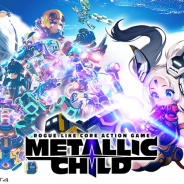 CREST、ローグライク・コアアクションRPG『メタリックチャイルド』をSteam・Switch・PS4向けに21年に発売決定!