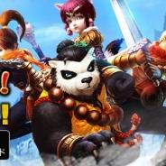 台湾AICOMBO、世界累計5500万DLを誇る大ヒット作品『太極パンダ』を配信開始! リリース記念キャンペーンを実施