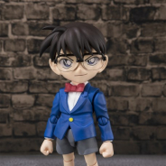BANDAI SPIRITS、「名探偵コナン」の主人公「江戸川 コナン」のリアル頭身アクションフィギュア「S.H.Figuarts 江戸川 コナン」を5月に発売