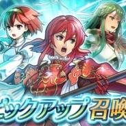 任天堂、『ファイアーエムブレム ヒーローズ』で「絆英雄戦~ミネルバ&マリア~」とピックアップ召喚を開始!