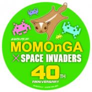 タイトーの『スペースインベーダー』、よみうりランド国内初の立ち乗り回転コースター「MOMOnGA(モモンガ)」とダブル40周年記念コラボイベントを開催!