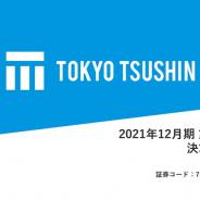 【決算レポート】東京通信、第1四半期はハイカジゲーム『Save them all』好調で売上高77%増 広告費や人件費の増加で営業利益は横ばいに