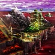 エイリム、『ブレイブ フロンティア』に第二部「神鎖の魔神編」の新マップ「ザームブルグ」追加 修練プログラムの新クエストやレイドバトルの追加も