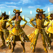 アソビモ、『アヴァベルオンライン』でゴールデンウィークイベントを開催! 強力な武具が手に入る最大150連無料ガチャが登場