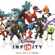 DeNA、『ディズニーインフィニティ バトル オブ トイ・マスター』の事前登録を開始! ディズニーとディズニー/ピクサーのキャラクターが大乱闘