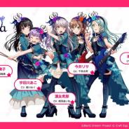 『バンドリ! ガールズバンドパーティ!』Roseliaの6th Single「R」が発売当日に5万枚達成!