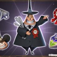 ガンホー、『ディズニー マジックキングダムズ』で「タワーチャレンジ」開催! 新たな仲間『ナイトメアー・ビフォア・クリスマス』の「メイヤー」登場