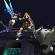【TGS2017】セガゲームスブースで『D×2 真・女神転生』をVRで体験 魔法が飛び交うバトル、ピクシーの後ろ姿にドキッ!!