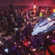 テンセント、『コード:ドラゴンブラッド』の世界が赤く染まる大異変 ヒントは渋谷駅と池袋駅のQRコードに