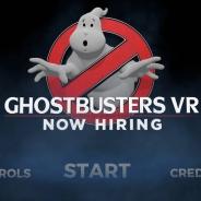 【PSVR】ソニー・ピクチャーズの『ゴーストバスターズVR』、気になる操作方法やその内容とは…早くも続編が近日中に公開予定