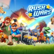 Supercell、新作ストラテジーゲーム『Rush Wars』ベータ版を海外でリリース!!