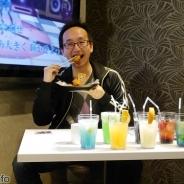 セガ『PSO2』と「カラオケの鉄人」コラボメニュー試食会を取材…カラオケのお供に最適なドリンクとマスコットキャラのカラアゲはファンなら必食、OFF会にもぴったり!