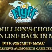 ガーラ、スマホ向けアクションRPG『Flyff All Stars』を130カ国以上の国・地域で配信決定…事前登録キャンペーンを開始