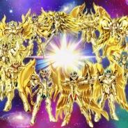 バンナム、『聖闘士星矢 ゾディアック ブレイブ』の最新PVを公開!…黄金聖衣を纏った星矢たちが登場 ムウ&シオンバースデー記念ガシャを開催中!