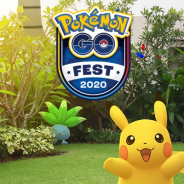 Nianticとポケモン、『Pokémon GO Fest 2020』を7月25日よりバーチャルで開催決定!