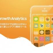 シロク、スマートフォンアプリ向け解析ツール「Growth Analytics」の提供を開始 クラウドデータサイエンティストサービスで運用改善を提案