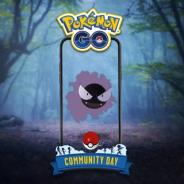 『ポケモンGO』で7月の「Pokémon GO コミュニティ・デイ」が7月19日11時より開催! 投票で2位となったガスじょうポケモンの「ゴース」が登場
