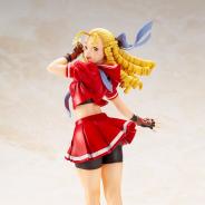 コトブキヤ、『STREET FIGHTER』よりフィギュア「STREET FIGHTER美少女 かりん」を11月に発売