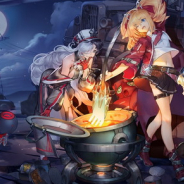 DMM、新作スマホゲーム『CODE:SEED -星火の唄-』を発表! ゾンビ世界で美少女たちが戦う新感覚RPG! TGSにも出展!