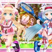 コロプラ、『白猫テニス』で「春の凱旋まつり」を3月14日より開催! 新キャラクター・ツキミ、トルチェが登場