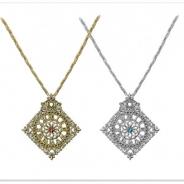 サイバード、『イケメン王宮◆真夜中のシンデレラ』5周年記念ネックレスと『100日間のプリンセス』の人気キャラ・ルイのリングを発売へ