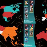 クランチロール、『ブラッククローバー』が2020年で最多の87カ国で視聴数1位を獲得 『呪術廻戦』も10月放送開始ながら「突出した視聴数」に