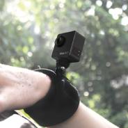 超小型360度カメラ「Nico360」 手首に装着するなど臨場感ある映像に期待