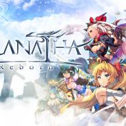 タップリアル、遊んで稼げるゲームPF「カセゲー」対応の美少女カードバトルRPG『GRANATHA Reborn』の事前登録を開始!