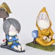 ボークス、彩色を楽しむ新感覚プラモデル「塗るプラ」を発売決定 第1弾は『ゲゲゲの鬼太郎』より鬼太郎、ねずみ男が登場!