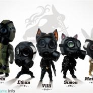 タカラトミーアーツ、動物×ガスマスクの異色のキャラクター「ガスマスアニマルズ」のライセンス展開を開始