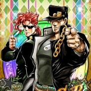 バンナム、『ジョジョの奇妙な冒険SS』で限定「SSR 承太郎&花京院」が登場する超降臨ガシャを開催ッ!