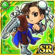 カプコン、ヒーロー育成RPG『ストリートファイター×オールカプコン』で「カプトモ増やしてSR春麗をゲットしよう!キャンペーン」開催